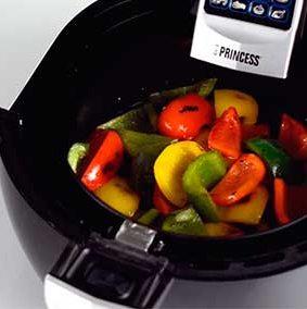 Aerofryer groente